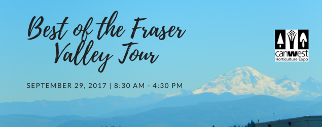 Best of the Fraser Valley Tour
