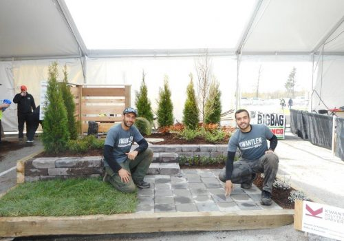Skills Canada BC 2018 Landscape Gardening Competition Silver Medal Winners Profile