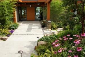 Landscape Installation - Single Famliy Residentia