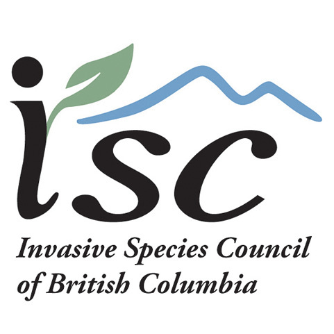 ISCBC Invasive Species Council of BC Logo