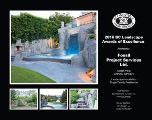 Landscape Installation - Single Family Residential