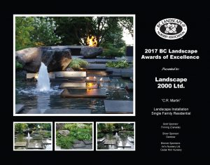 Landscape Awards of Excellence