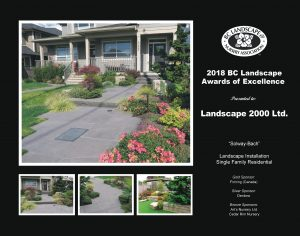 Landscape Award of Excellence - Solway-Bach
