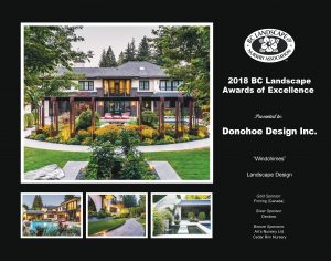 Landscape Award of Excellence - Windchimes