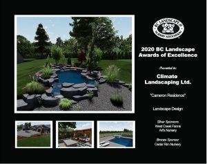 Landscape Design- Cameron Residence