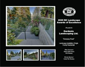 Landscape Installation Single Family Residential- Dampsey Road