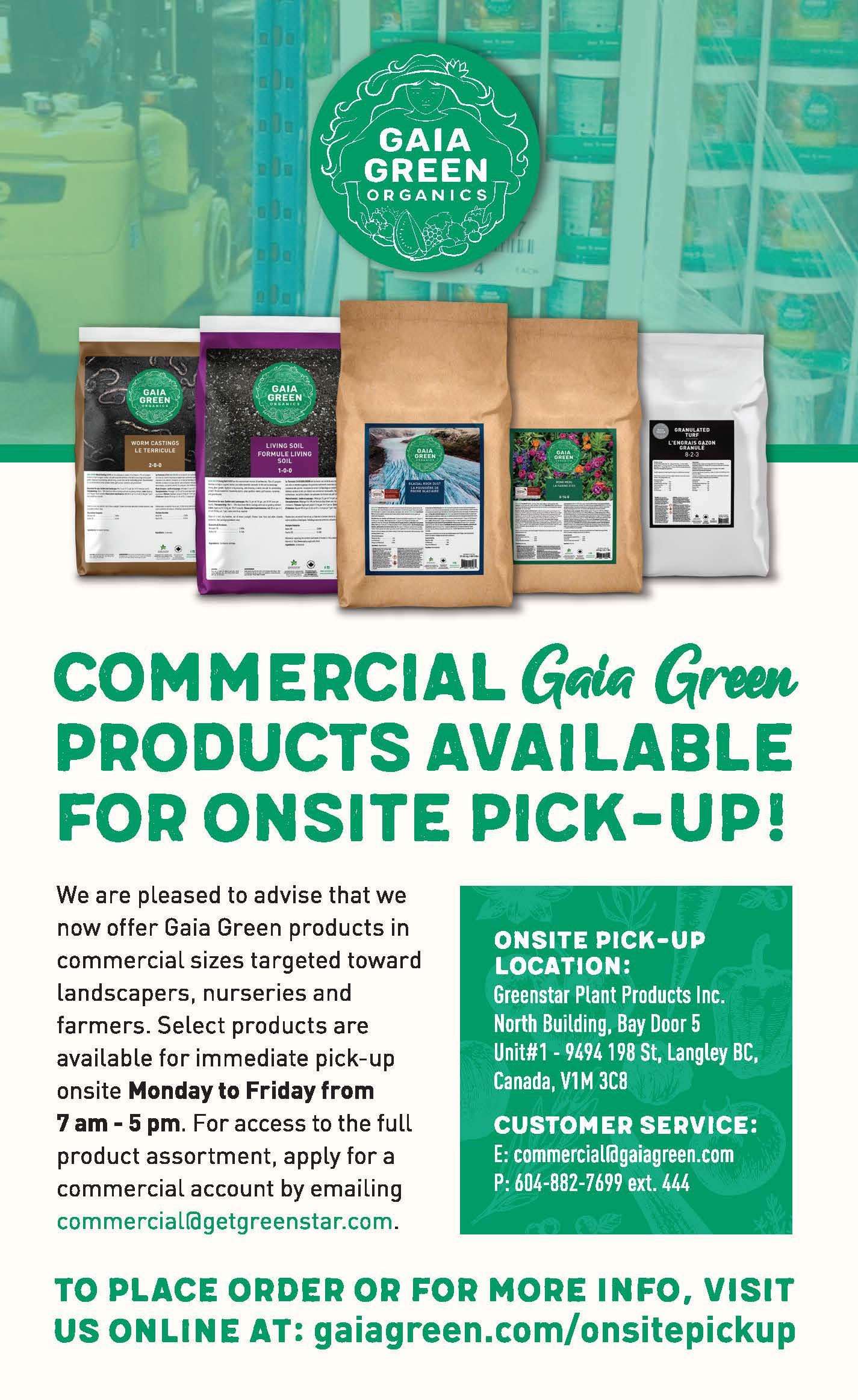Gaia Green Organics
